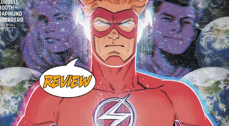Flash Forward #6 Review