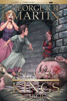George R. R. Martin's A Clash of Kings #2
