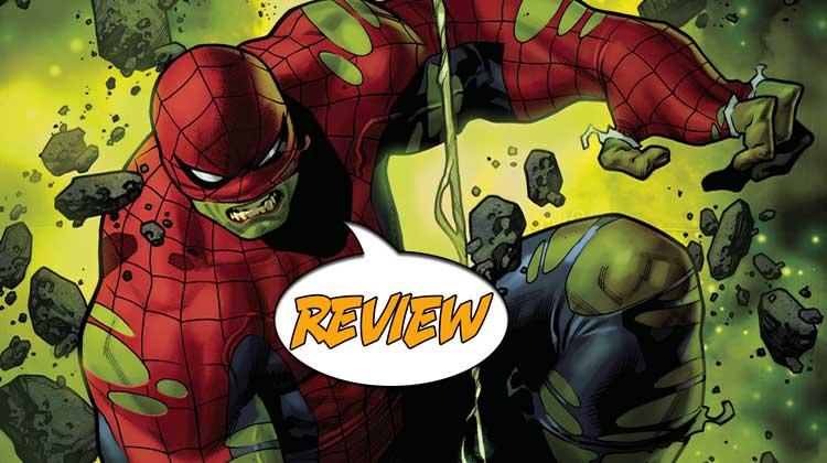 Spider-Man, Peter Parker, Hulk, Bruce Banner, Immortal, Marvel, Tom Taylor, Jorge Molina, David Curiel, VC's Cory Petti, Wil Moss
