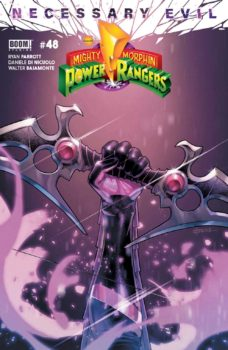 Mighty Morphin Power Ranger #48