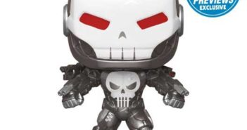 Punisher War Machine Pop Vinyl