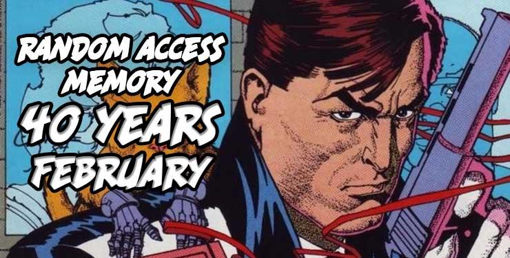 Random Access Memory February 2020
