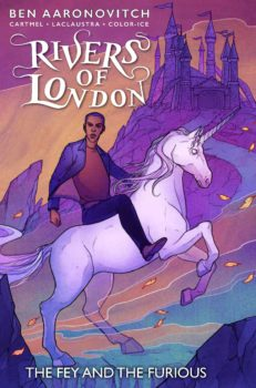 Rivers of London: Fey and the Furious #4