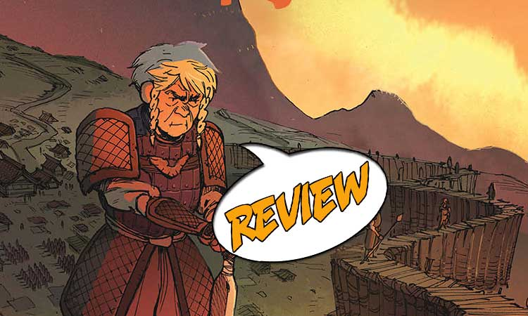 Ronin Island #10 Review