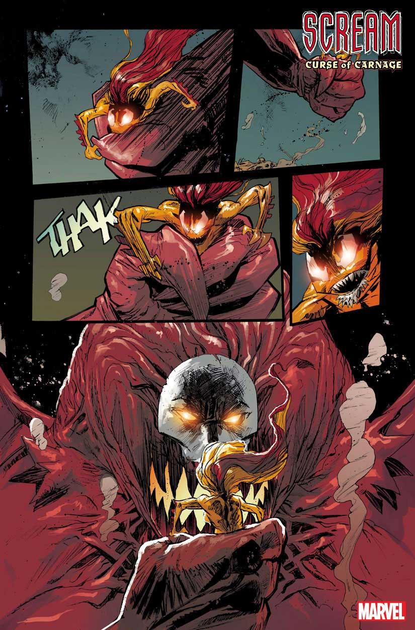 Scream: Curse of Carnage #4