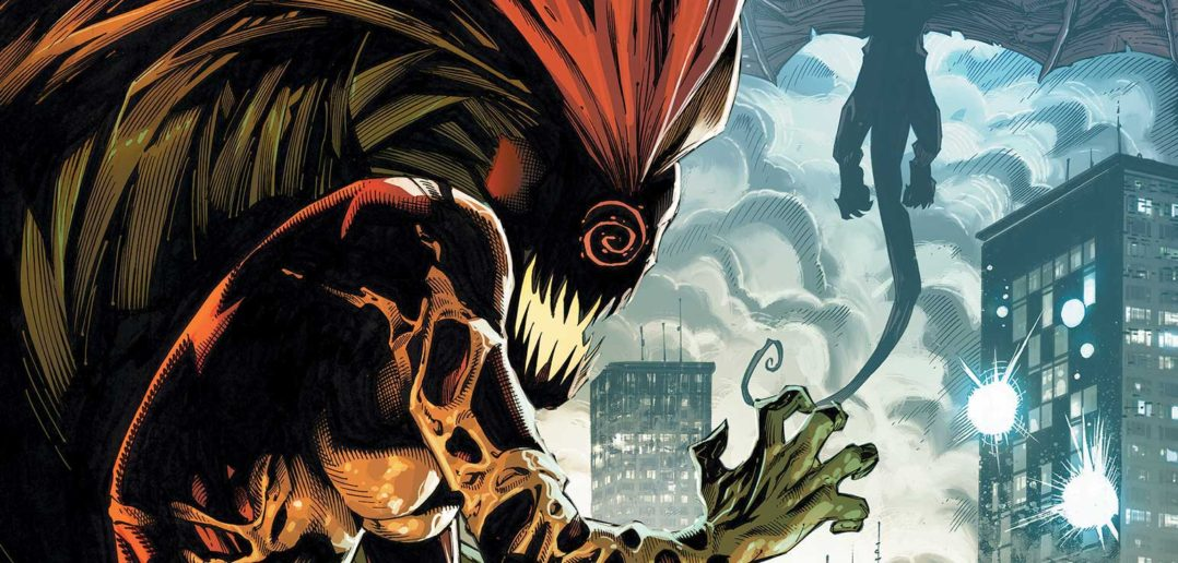Scream Curse of Carnage #4
