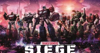 Transformers War for Cybertron Trilogy: Siege