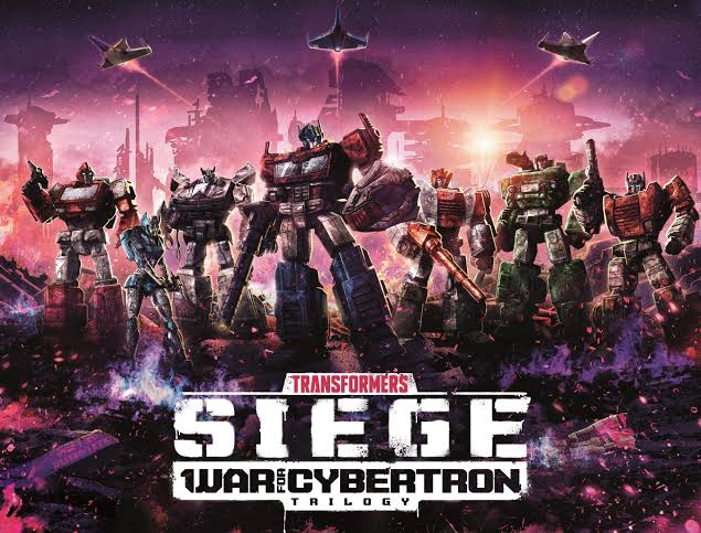 Transformers War for Cybertron Trilogy: Siege