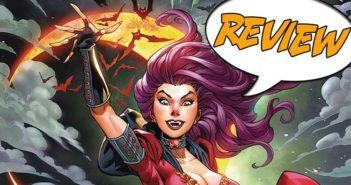 Van Helsing versus the League of Monsters #1 Review