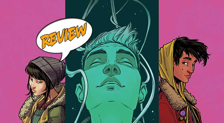 Alienated #1 Review