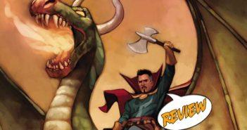 Doctor Strange #3 Review