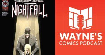 Wayne Hall, Wayne's Comics, Joel Rodriguez, Dusk County Chronicles, Kickstarter, Metal Ninja Studios, horror, Andrea Lorenzo Molinari, Roman Gubskii, Renzo Podesta, Monica Fletcher