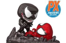 Spider-Man/Venom Pop Exclusive