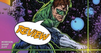 The Green Lantern Season 2 #1 Review