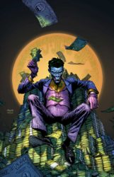The Joker 80th Anniversary 100-Page Super Spectacular variant covers
