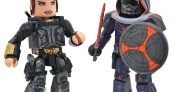 Black Widow Minimates