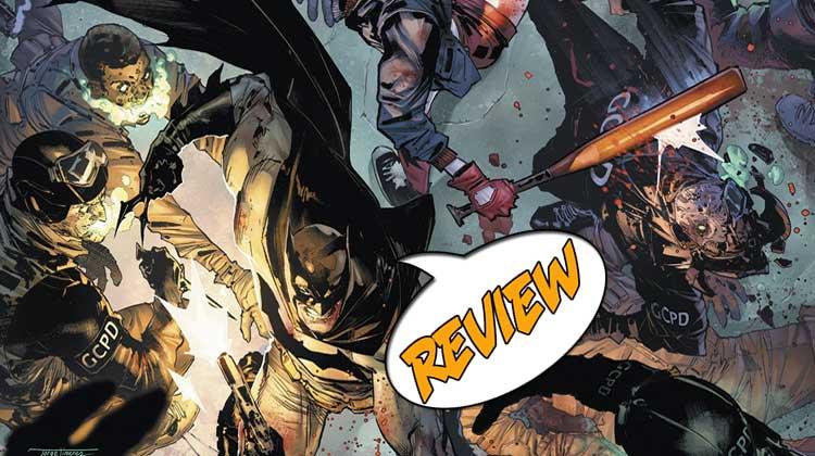 Batman #91 Review