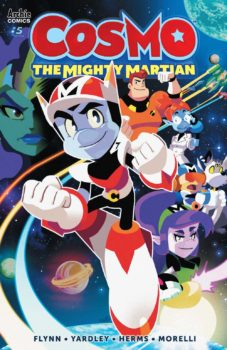 Cosmo the Mighty Martian #5