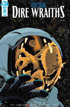 ROM Dire Wraiths #2