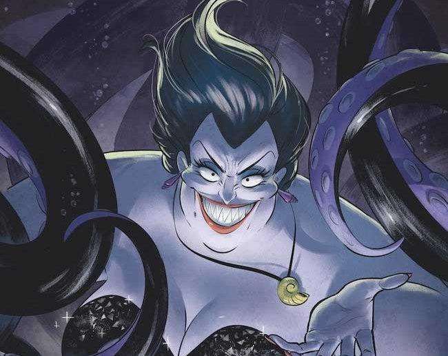 Disney Villains: Ursula and the Seven Seas