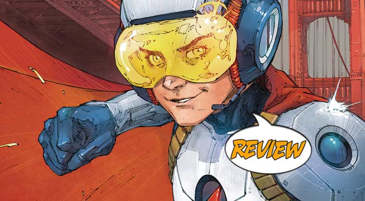 Doctor Tomorrow #2 Review