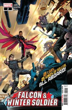 Falcon and Winter Soldier #2