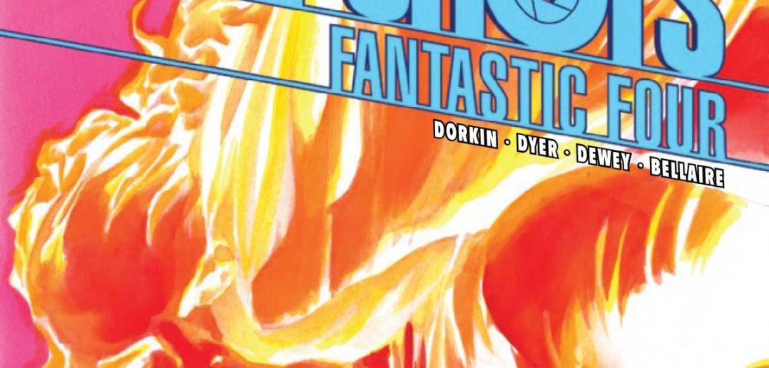 Fantastic Four Marvels Snapshot