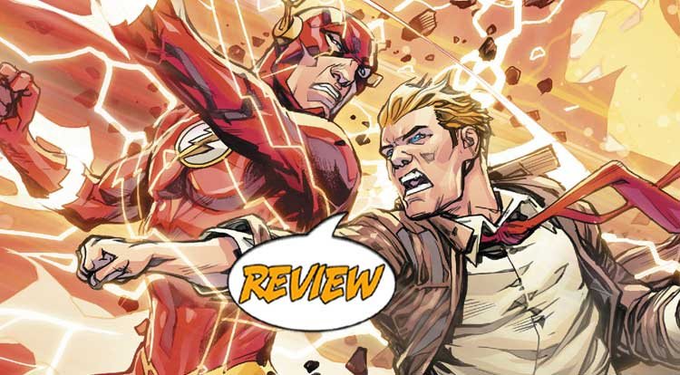 Flash #750 Review