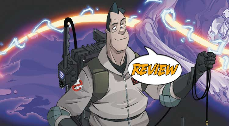 Ghostbuster: Year One #2 Review