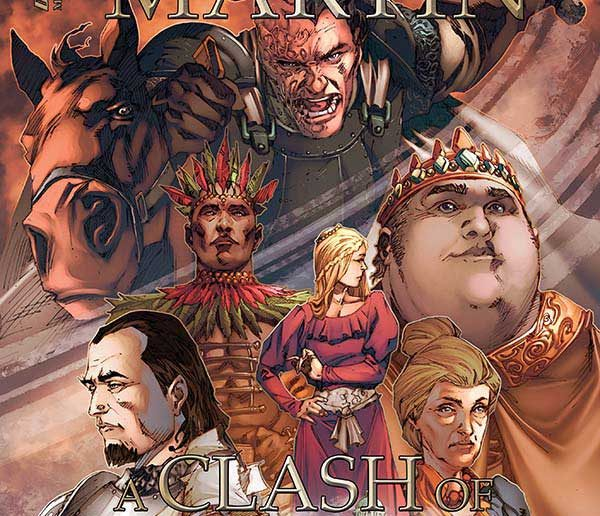 Game of Thrones A Clash of Kings #3