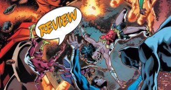 Justice LEague #42 Review
