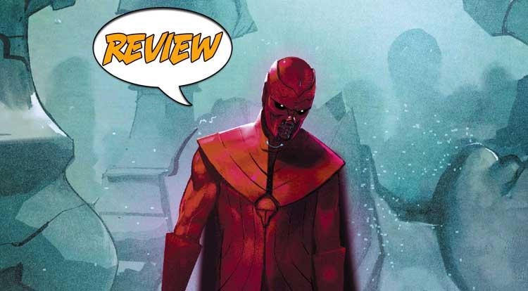 Leviathan Dawn #1 Review