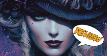 Mercy #1 Review
