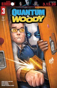 Quantum and Woody #3