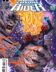 Revenge of Cosmic Ghost Rider #4