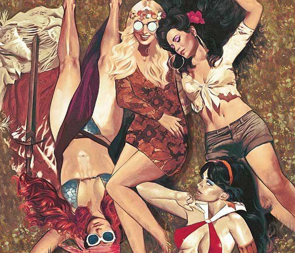 Red Sonja & Vampirella Meet Betty & Veronica #10