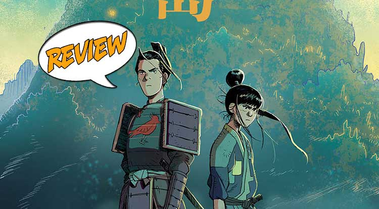 Ronin Island #11 Review