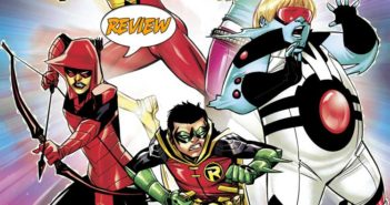 Teen Titans #40 Review