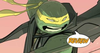 Teenage Mutant Ninja Turtles: Jennika #1 Review