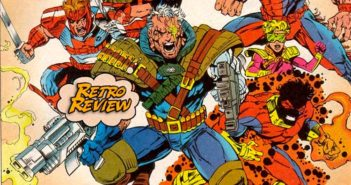 X-Force Annual #2 Review