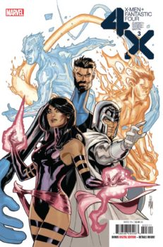 X-Men Fantastic Four #3