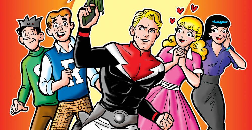 Archie Meets Flash Gordon