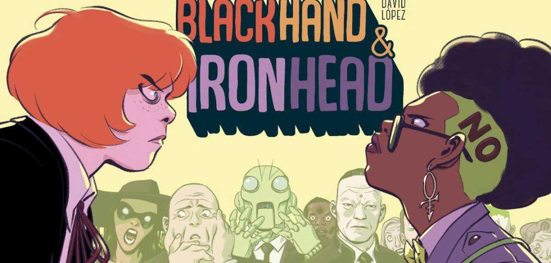 BlackHand and IronHead
