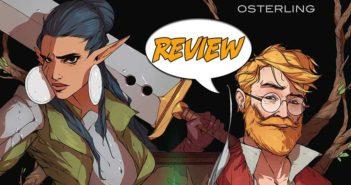 Dryad #1 Review