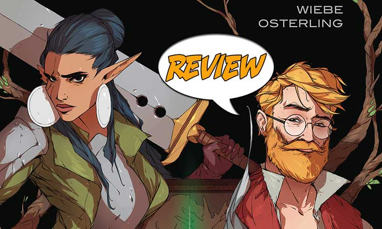 Dryad #1 Review