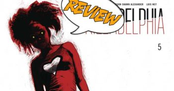 Killadelphia #5 Review