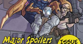 Major Spoilers Podcast #868 Atomic Robo B-Sides