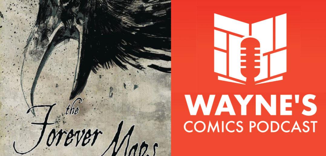 Wayne's Comics Podcast Michael Lagace