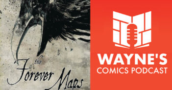 Wayne's Comics Podcast Michael Lagace