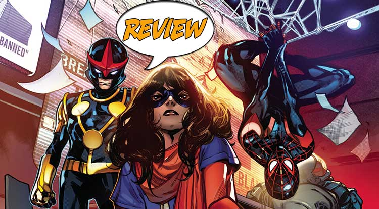 Outlawed #1 Review